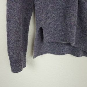 COS Sweaters - Cos light purple button up casual cardigan